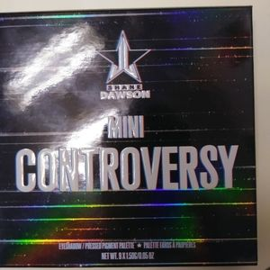 Shane Dawson X J Star mini controversy palette